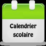 Calendrier scolaire de l'école Pierre-Rémy (LaSalle) 2017-18